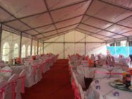 10x30m Outdoor Banquet Tents Big Wedding Tent With Decoration and VIP Rest Room