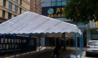 Temporary Small Size Outdoor Event Tent UV-resistant for Sales Office and Information Desk