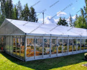 Windproof Luxury Waterproof Wedding Event Tents For Temporary Or Rental Use