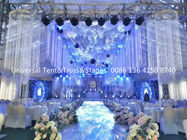 Screw Or Spigot Portable Lighting Truss For Concert / Celebration / Party