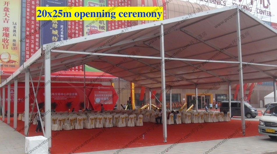Large Flame Retardant Outdoor Comericial Tent for Openning Ceremony
