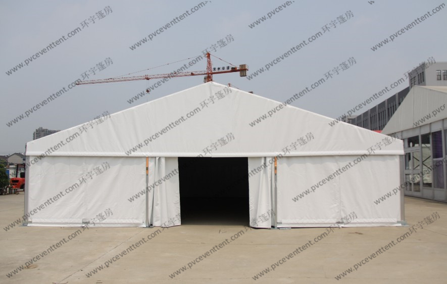 10 x 21m Large PVC Camping Tent Separation Waterproof For Outdoor Church Event